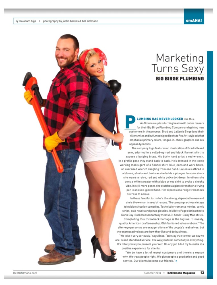 Marketing Turns Sexy
